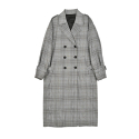 KAI OVERFIT TRENCH COAT WOMEN_GREY(KQATC747W0)