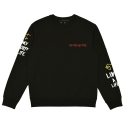 SMILE PATCH BASIC MTM T-SHIRTS_BLACK(KQATS048U0)