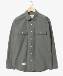 Cover Cotton Shirts Grey