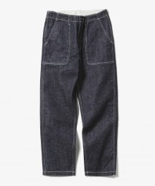 Nep Denim Fatigue Pants