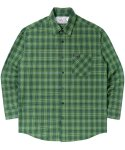 언더에어() Supersonica Shirts - Green