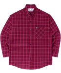 언더에어() Supersonica Shirts - Red