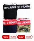 아임낫어휴먼비잉(I AM NOT A HUMAN BEING) [EVENT] I AM NOT A HUMAN BEING Drawers - 5pack