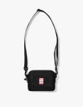 해브 어 굿 타임(HAVE A GOOD TIME) Frame Shoulder Bag - Black