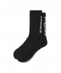 디스이즈네버댓(THISISNEVERTHAT) HSP Regular Socks Black