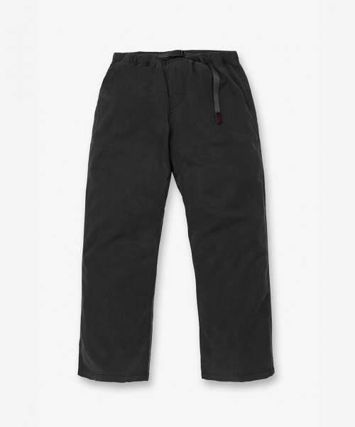 TENCEL WIDE PANTS CHARCOAL