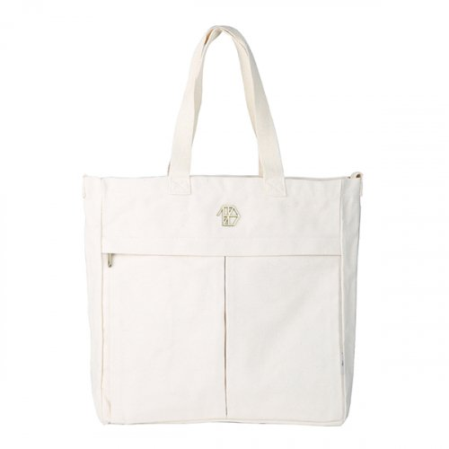 디에즈(DIEZ) [DIEZ] WEEKLY ECO BAG / IVORY