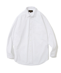 유니폼브릿지() 18ss cotton long shirts white