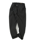 유니폼브릿지() cotton easy pants black