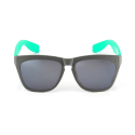 Sugary TR Matt Grey/Sea Green/Silver Mirror Lens