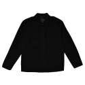 카이아크만(KAI-AAKMANN) EVERY MOMENT COTTON TRUCKER JACKET_BLACK(KQAJP015U0)