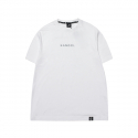 캉골(KANGOL) Text Logo Short Sleeves T 2566 White