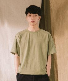 CLASSIC OVERSIZED TEE OLIVE