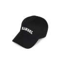 캉골(KANGOL) Kangol Word Logo Baseball 4259 BLACK