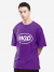 마하그리드(mahagrid) MGD TEE PURPLE(MG1ISMT504A)