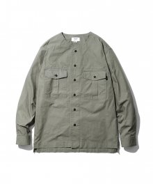Colton Scout Shirt Grey Olive
