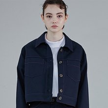STAPLE COTTON JACKETnavy
