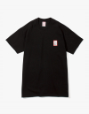 해브 어 굿 타임(haveagoodtime) MINI FRAME S/S TEE - BLACK
