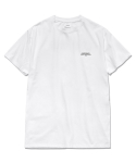 ORIGINAL LOGO SHORT SLEEVE HS [WHITE]