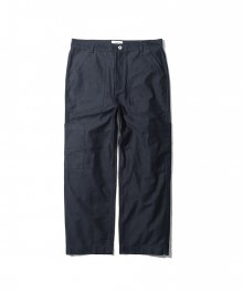Gilmer 4 Pocket Fatigue Pants Navy