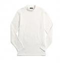 피스틸로(PISTILO) off White Long-sleeved Mockneck T-shirts