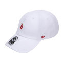 47브랜드(47 BRAND) BOSTON RED SOX WHITE ABATE 47 CLEAN UP