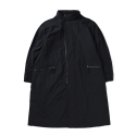 비슬로우(BESLOW) 18SS VENTI SLEEK COAT BLACK
