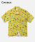 S/S ALOHA SHIRTS YELLOW
