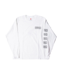 ELECTRIC FEVER LOGO TEE(OFF WHITE)
