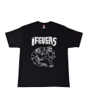 피버아이엔씨(FEVERINC) CARTOON FEVER TEE(BLACK)