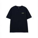 데어로에(DER ROHE) Staff shortsleeve navy