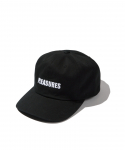 플레져스(PLEASURES) PLEASURES / POWER LOGO HAT / BLACK