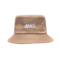 AMES BUCKET HAT BEIGE