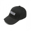 몬스터 리퍼블릭 헤드웨어(MONSTER REPUBLIC HEADWEAR) COZY 103 BALL CAP / BLACK