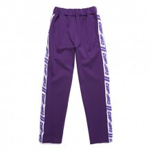 COMIE SIDE TRACK LONG PANTS (PURPLE)