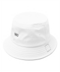 엘엠씨(LMC) LMC MICRO BOX LOGO BUCKET HAT white