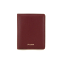 페넥() Fennec Compact Card Wallet 002 Smoke Red