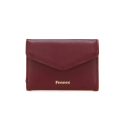 페넥() Fennec Compact Wallet 002 Smoke Red