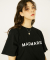 매드마르스(madmars) BASIC LOGO T-SHIRTS_BLACK