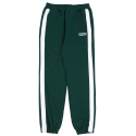 Striped Jogger Pants Green