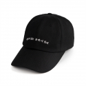 슈퍼비젼(SUPERVISION) WITH MUSIC BALLCAP BLACK - [MU]