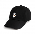 슈퍼비젼(SUPERVISION) PUPPY PLAY BALLCAP BLACK - [MU]