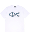 LMC CO LOGO TEE white