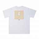 필이너프(FEELENUFF) THUNDER T-SHIRTS WHITE