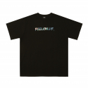 필이너프(FEELENUFF) SPACE T-SHIRTS BLACK