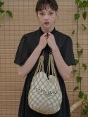 MH6 HANDMADE NETTING BAG_BE