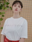 일일오구스튜디오(1159STUDIO) MH6 RAINBOW T-SHIRTS_WH