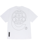 엘엠씨() LMC RFLCTV WL PATCH TEE white
