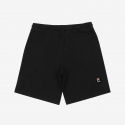 STACKED LOGO HALF PANTS (FE2TRA5101XBLK)