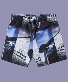 APT City Half Pants - Black